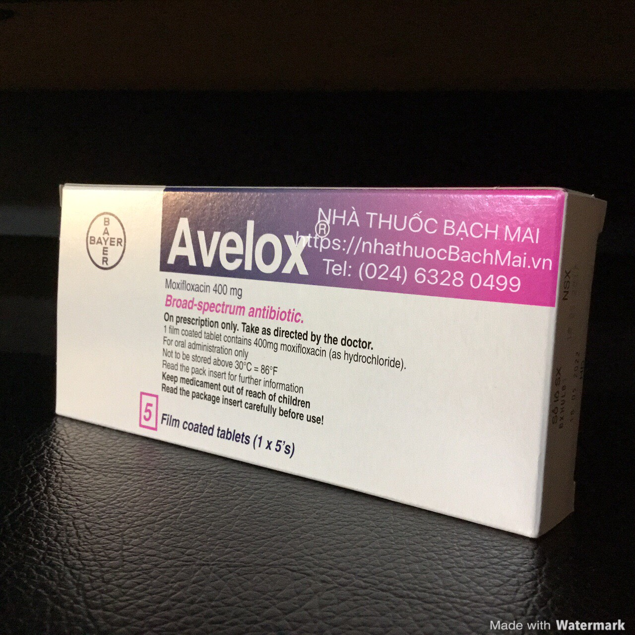 Avelox mw dosage side effects